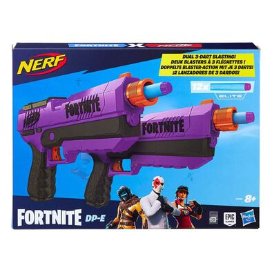 NERF熱火要塞英雄系列 Dp-E發射器