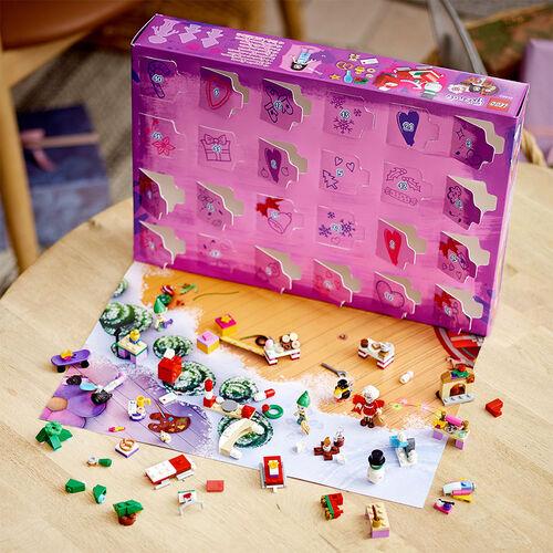 LEGO 樂高好朋友系列 Friends聖誕倒數日曆 41420