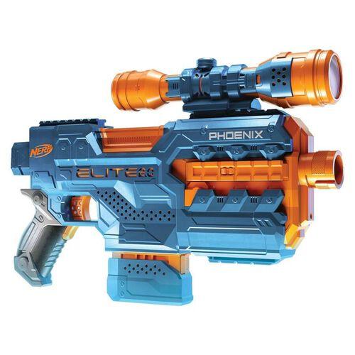 Nerf 精英2.0 鳳凰星CS-6 電動發射器