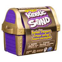 Kinetic Sand動力沙 藏寶箱單件裝