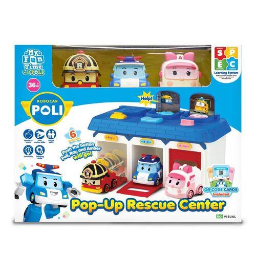 Robocar Poli救援小英雄波力 珀利救援中心