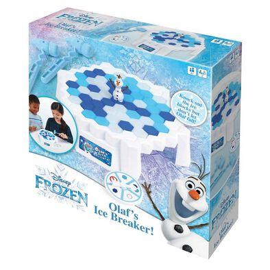 Disney Frozen迪士尼魔雪奇緣雪寶破冰遊戲