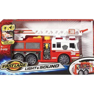 Fast Lane Light & Sound Fire Truck