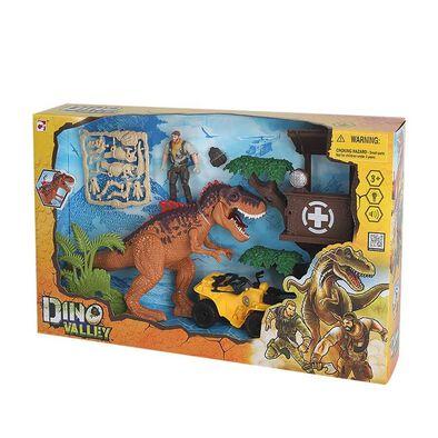 Dino Valley恐龍谷系列之恐龍樹屋套裝