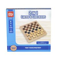 Play Pop 2合1棋盤