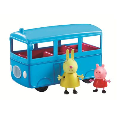 Peppa Pig粉紅豬小妹 發聲校車