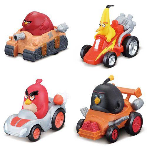 Angry Birds憤怒鳥回力車 - 隨機發貨