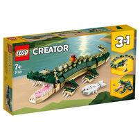 LEGO樂高創意系列 鱷魚 31121