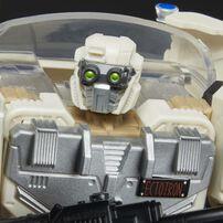 Ghostbusters捉鬼敢死隊 變形金剛 X 捉鬼敢死隊 Ecto-1 模型