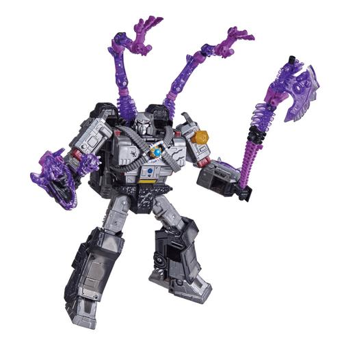 Transformers變形金剛Generations 系列 世代系列塞伯坦之戰N無敵戰將-MEGA+BONE