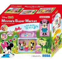 Disney迪士尼 DIY奇妙小鎮 - 米妮超市屋
