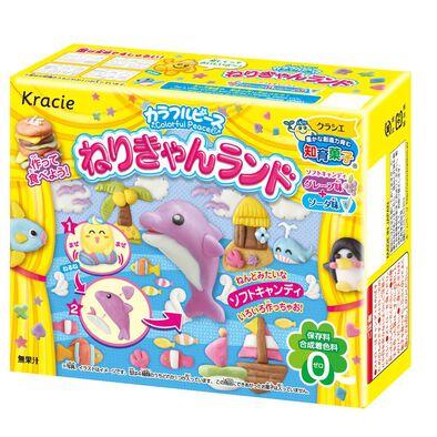Kracie Foods 知育果子系列–食玩diy開心動物園