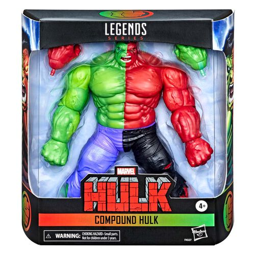 Marvel漫威 Legends Series 複合變形俠醫
