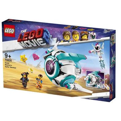 LEGO樂高大電影2系列sweet Mayhem'S Systar Starship! 70830