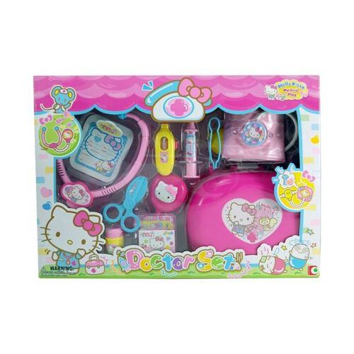 Sanrio Hello Kitty吉蒂貓 專業小醫生套裝