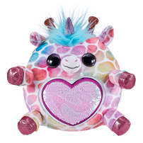 Zuru驚喜閃亮彩虹蛋-野生動物系列 - 隨機發貨