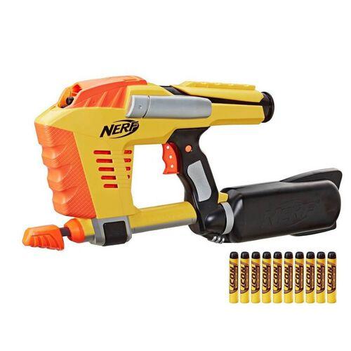 NERF熱火 50 週年圖示系列 Magstrike N-Strike 氣動玩具發射器