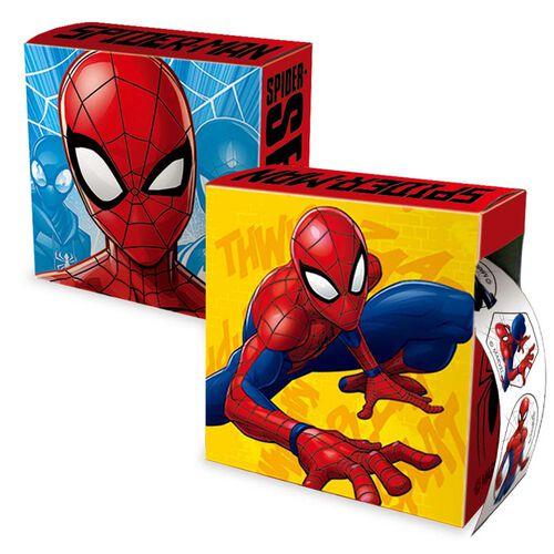 Disney迪士尼 蜘蛛俠 - 盒裝貼紙 - 隨機發貨