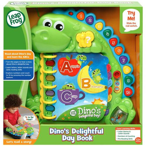 Leapfrog跳跳蛙 恐龍歡樂故事書