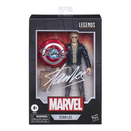 Marvel Classic Marvel Legends Stan Lee 人偶
