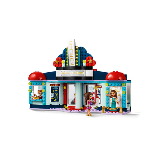 LEGO樂高好朋友系列 心湖城電影院 - 41448