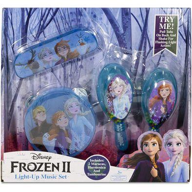 Disney Frozen迪士尼魔雪奇緣2 發光音樂套裝