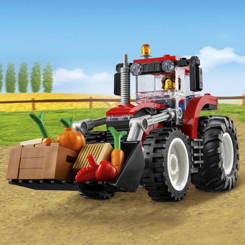 LEGO樂高城市系列 拖拉機 - 60287