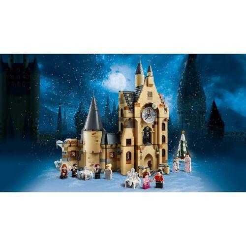 LEGO樂高哈利波特系列 LEGO Harry Potter Hogwarts Clock Tower 75948