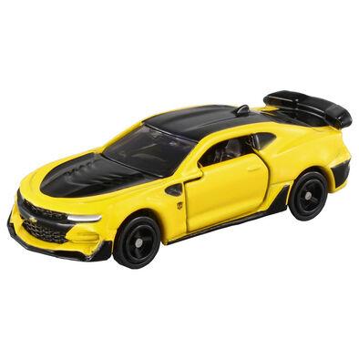 Tomica多美夢幻版車仔transformers變形金剛大黃蜂