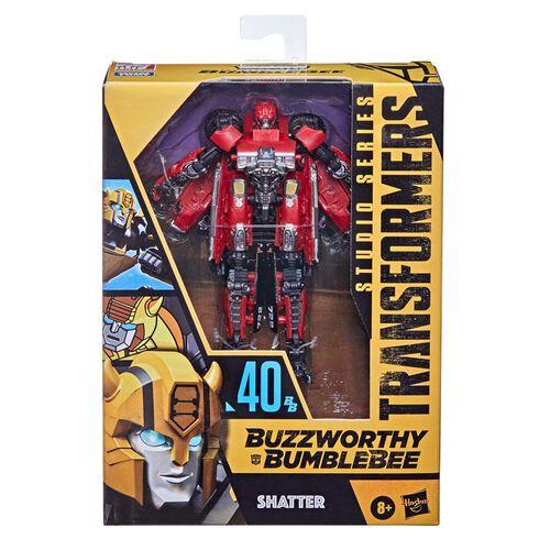 Transformers變形金剛電影精華 - 豪華級大黃蜂 - 隨機發貨