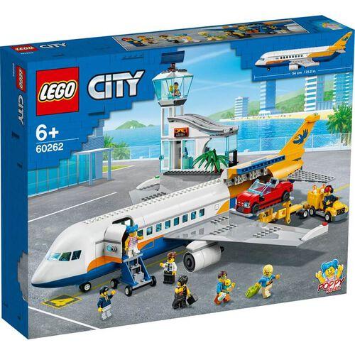 LEGO 客運飛機 60262