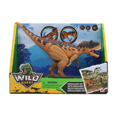 Wild Quest Dinosaurs Set