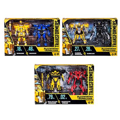 Transformers變形金剛 大黃蜂豪華Studio Series - 隨機發貨