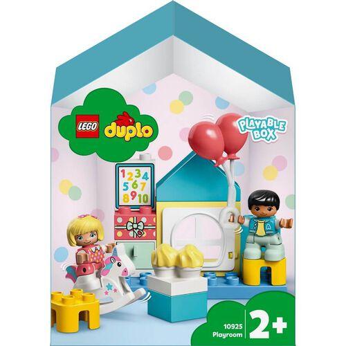 LEGO樂高得寶系列 遊戲室 10925