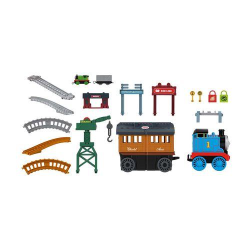 Thomas & Friends湯瑪士小火車 二合一軌道組