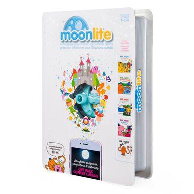 Moonlite月光故事投影機禮盒 – 奇先生 (包5個故事)