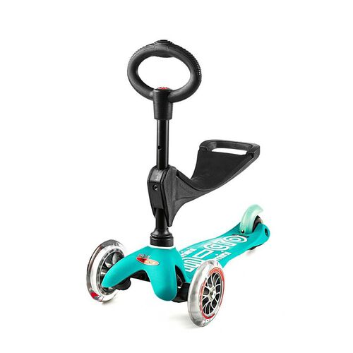 Micro Mobility 三合一滑板車(海洋藍色)