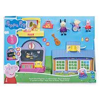 Peppa Pig粉紅豬小妹 校園生活套裝
