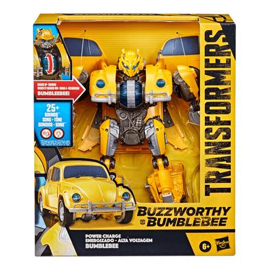 Transformers 變形金剛 超能大黃蜂