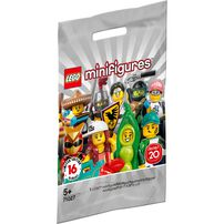 LEGO樂高人仔抽抽樂系列 Minifigure Series 20 71027