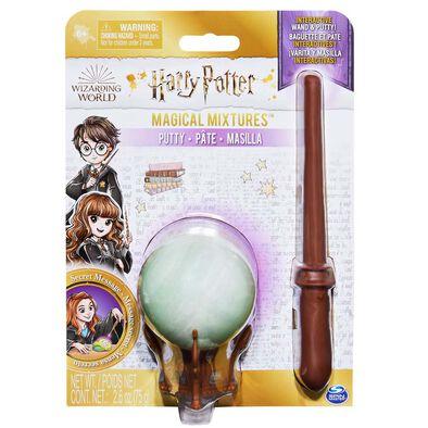 Harry Potter Wizarding World Interactive Wand & Putty - Uv Sensitve Putty