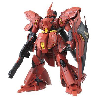 Gunpla高達塑膠模型 MG 1/100 沙煞比 Ver.Ka