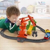 Thomas And Friends 湯瑪士小火車與cassia運輸組合