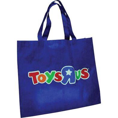 """Toys""""R""""Us玩具""""反""""斗城 藍色環保袋"""