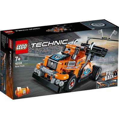 LEGO樂高機械組系列 賽道卡車 42104