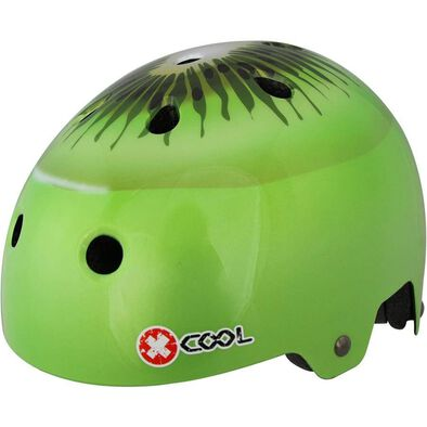 Kidzamo X Cool奇異果款式頭盔