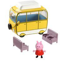 Peppa Pig粉紅豬小妹 露營車