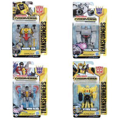 Transformers變形金剛賽博斯宇宙系列 斯比頓傳奇偵察級別玩偶 - 隨機發貨