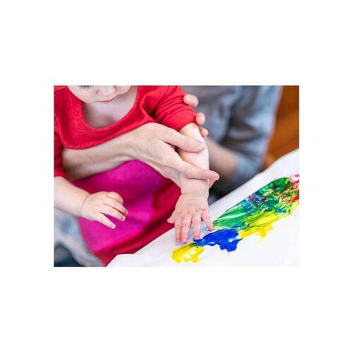 Crayola繪兒樂可水洗手指繪畫裝