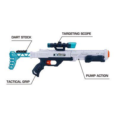 Zuru X特攻非凡系列單管狙擊發射器 (5靶罐 12發彈)